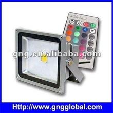 30w outdoor RGB LED floodlight