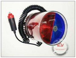 Brilliant xenon flashing emergency vehicle warning light