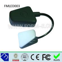 mini smart clip book light