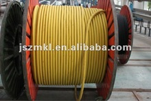 2013 Rubber-jacketed mobile flexible mining control cable