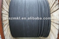 2013 XLPE insulated Rubber sheathed rubber flat cable