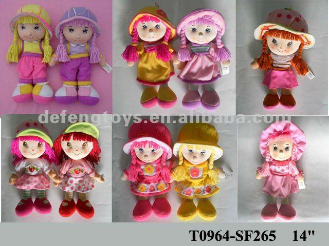 14 pulgadas del traje de los bebés de la muñeca de trapo, Venta al ...