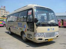 coaster minibus,rear engine bus