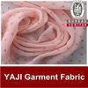 100%polyester faux silk jacquard chiffon