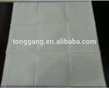 Disposable super absorbing pet pad