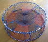 lobster crab trap-fishing bait cage-net cage fish pot trap