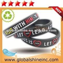 women's plastic leopard pattern beaded bracelet