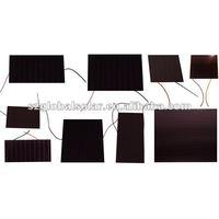 OEM a-Si thin film solar cells