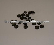 black round 16mm brilliant cutting cubic zirconia cz stone beads gems