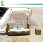 outdoor furniture leisure lounge A grade wicker sun bed