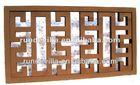 RD new materials faux wood guardrail or balcony railing
