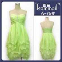 short front long back prom dresses 2012