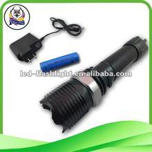 Aluminum alloy rechargeable led flashlight driver Manufacturer & Supplier & Exporter