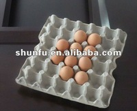 Egg tray making equipment of production line