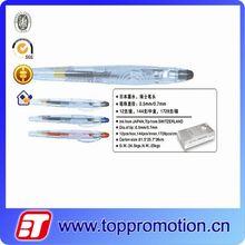 New design environmental color gel ink pen
