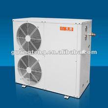 house heating system, heat pump EN14511, heat pump controller