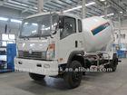 SINOTRUK WANPAI CDW MIXER Mini-truck