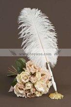 BP-09 Feather pen,wedding decoration