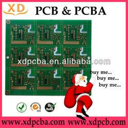 Multilayer LED HDI PCB board expor manufacturer