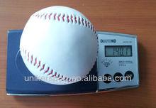 Wholesale PVC cover and core cork baseball