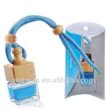 High quality Car Perfume Light Blue Color Best Car Air Freshener