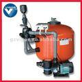 (工場) 高効率水槽のろ過装置