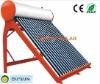 Low Pressure Thermal System Vacuum Tube Solar Hot water