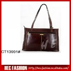 Fashion woman tote with Simply and Classic Style,CT13991