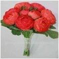 artificial rose bouquet com 10 cabeças