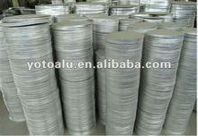Aluminum circle