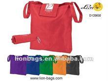 2014 promotional foldable shopper bag