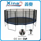 16ft Bungee Jumping Bed Trampoline with enclosure for sale
