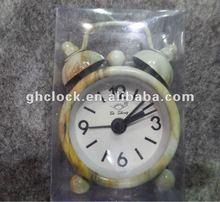 2015 Lovely Mini Alarm Clock/Gift clock for promotion