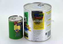Milk Powder Paper Easy Open Can