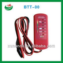 digital handheld auto intelligent vrla battery tester diagnostic tool auto tester analyzer