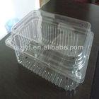 Deposabled plastic PET Eco-friendly fruit box