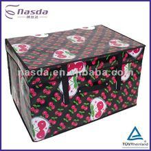 2012 New design non woven storage box