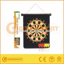 GSDBM32 Flocking decorating portable dart boards for children