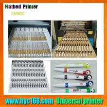 digital pen printer machine printing the logo or image