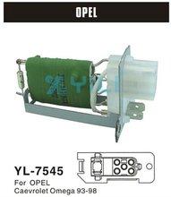 OPEL Caevrolet Omega 93-98 blower resistor/resistor for blower