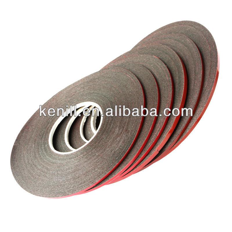 espuma acrílica fita lateral dobro equivalente a 3m produto