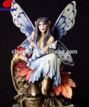 Resin Fairies Figurines, Resin Garden Statue , Resin Fairy