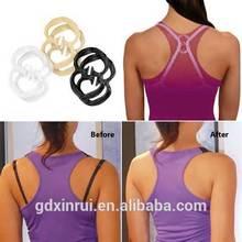 Bra strap clip plastic bra adjust clips bra strap holder clip accessories wholesale