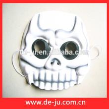 Promotion Halloween Fancy Dress Makeup Foam Skulls Cheap EVA Skull Mask