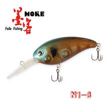 Hot-selling 10cm/13.6g fishing equipment , hard bait lures,stainless steel hook