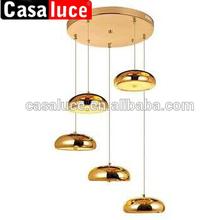 European modern popular chandelier pendant strip light