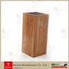 Universal Bamboo Knife Block