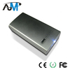 Poweful 5000mah Mobile Power Bank Alloy Powerbank Charger With Torch Light Function