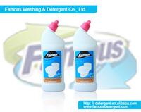 FAMOUS Liquid Toilet Cleaner
