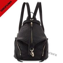 Handcraft Girls Backpack With Pendant , Grils Travelling Backpack
